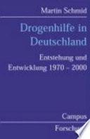 Drogenhilfe in Deutschland
