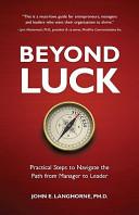Beyond Luck