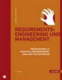 Requirements Engineering und  Management