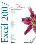 Microsoft Office Excel 2007 On Demand  Adobe Reader