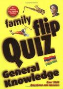 Family Flip Quiz
