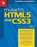Murach s HTML5 and CSS3