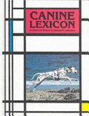 Canine Lexicon