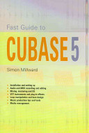 Fast Guide to Cubase 5