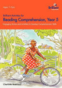 Brilliant Activities for Reading Comprehension  Year 5 Should Never Be Underestimated The Ability To