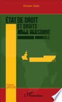 Tat De Droit Et Droits De La Personne En Afrique Centrale
