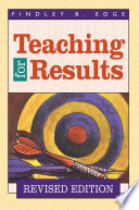 Teaching for Results