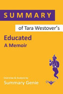 Summary Of Tara Westover S Educated