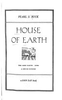 House of Earth Book PDF
