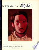 Portraits by Degas