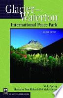 Glacier Waterton International Peace Park