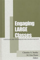 Engaging large classes
