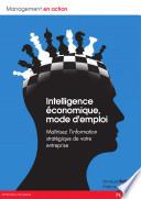 Intelligence   conomique  mode d emploi