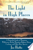 The Light in High Places