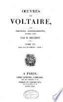 Oeuvres de Voltaire   18  Essai sur les moeurs