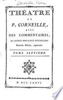 Ag  silas  Attila  B  r  nice  trag  die de Racine  B  r  nice  com  die de Corneille