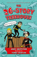 The 26-Story Treehouse : recounting the story of how they...