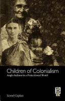 . Children of Colonialism .