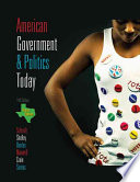 American Government and Politics Today   Texas Edition  2009 2010