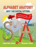 alphabet anatomy coloring and workbook