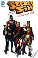 Secret Six Vol. 4: Caution To The Wind : (red lanterns) in the final hurrah...