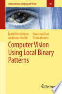 Computer Vision Using Local Binary Patterns book