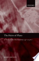 The Heirs Of Plato