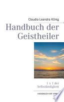 Handbuch der Geistheiler