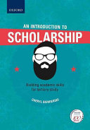 An Introduction To Scholarship Building Academic Skills For Tertiary Study