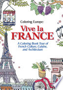 Coloring Europe  Vive la France