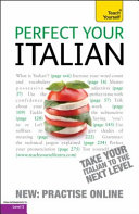 Perfect Your Italian