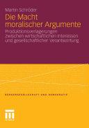 Die Macht moralischer Argumente