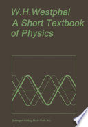 A Short Textbook of Physics