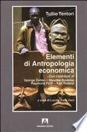 Elementi di antropologia economica