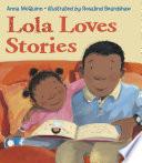 Lola Loves Stories Book PDF