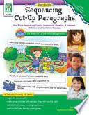 Sequencing Cut Up Paragraphs  Grades 1   2
