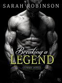download ebook breaking a legend pdf epub