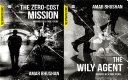 download ebook the zero-cost mission/the wily agent pdf epub