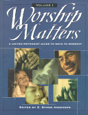 Ebook Worship Matters Epub E. Byron Anderson Apps Read Mobile