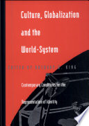 Culture  Globalization and the World System