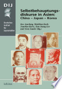 Selbstbehauptungsdiskurse in Asien  China   Japan   Korea