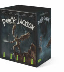 Percy Jackson Taschenbuchschuber  Percy Jackson