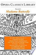 Puccini's Madam Butterfly And In Depth Commentary And Analysis