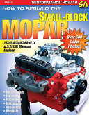 How to Rebuild the Small Block Mopar