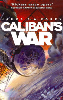 Caliban's War Book Cover