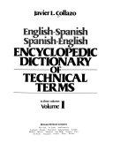 Diccionario Enciclop  dico de T  rminos T  cnicos  Ingl  s espa  ol  Espa  ol ingl  s