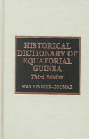 Historical Dictionary of Equatorial Guinea