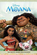 Moana  The Deluxe Junior Novelization  Disney Moana