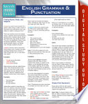 English Grammar And Punctuation  Speedy Study Guides