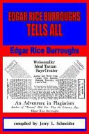 Edgar Rice Burroughs Tells All